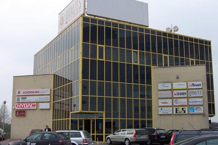 Biura do wynajęcia Warszawa Włochy - APIS