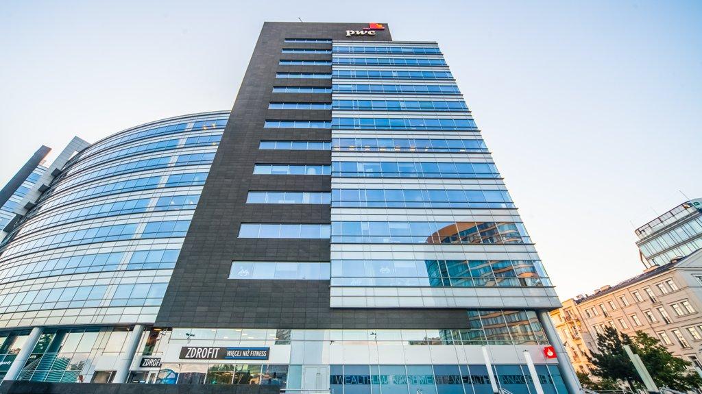 Biura do wynajęcia Warszawa Śródmieście - International Business Center B