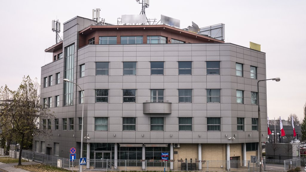 Biura do wynajęcia Warszawa Włochy - Równoległa 2