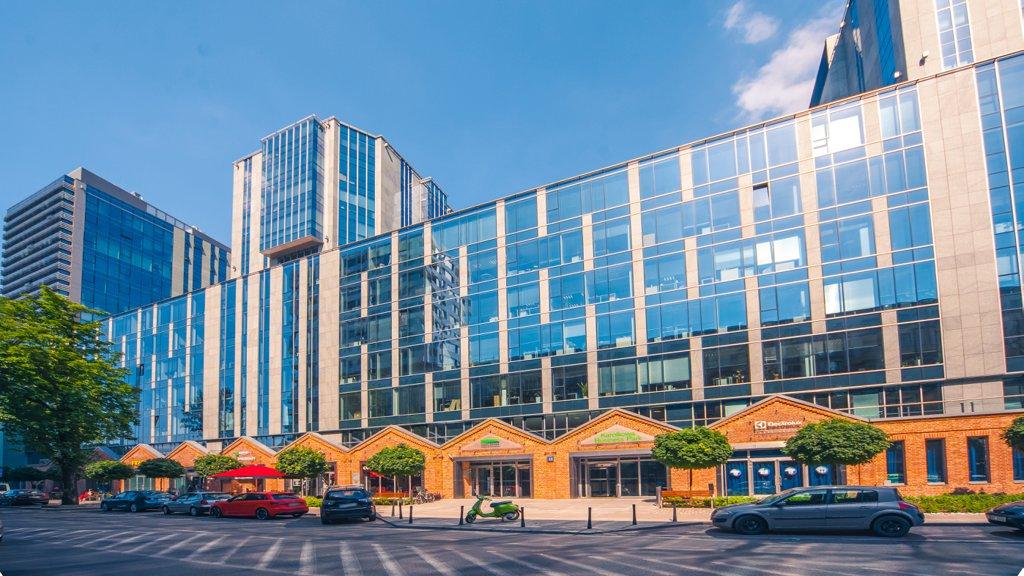 Biura do wynajęcia Warszawa Wola - Karolkowa Business Park