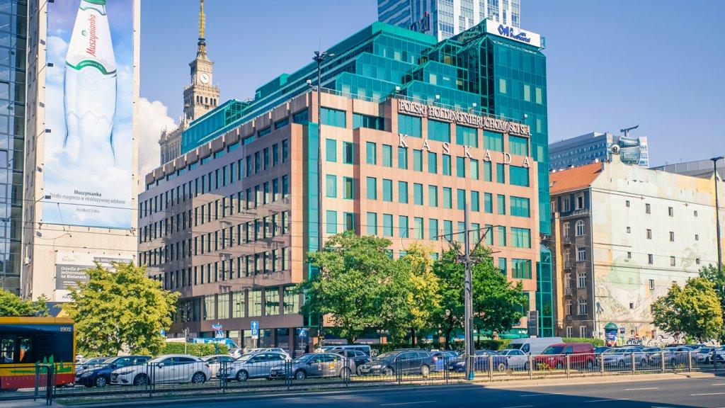 Biura do wynajęcia Warszawa Śródmieście - Kaskada