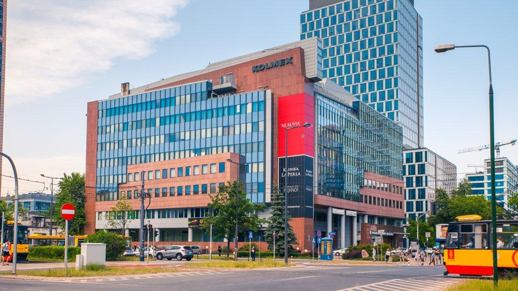 Biura do wynajęcia Warszawa Wola - Kolmex