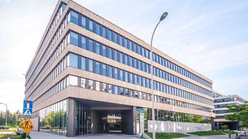 Biura do wynajęcia Warszawa Mokotów - Park Rozwoju I