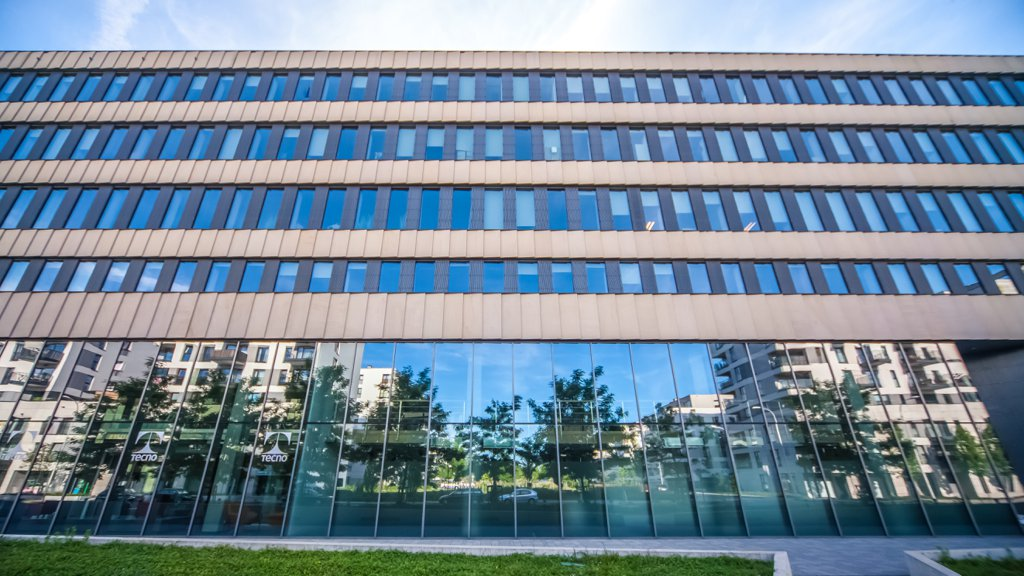 Biura do wynajęcia Warszawa Mokotów - Park Rozwoju II