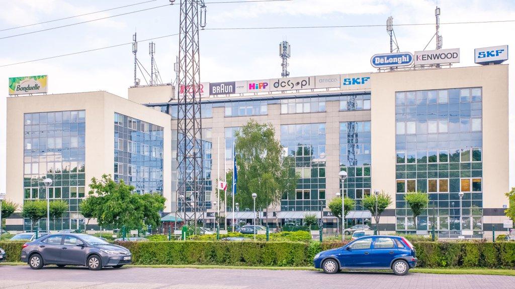 Biura do wynajęcia Warszawa Ursynów - Ursynów Business Park