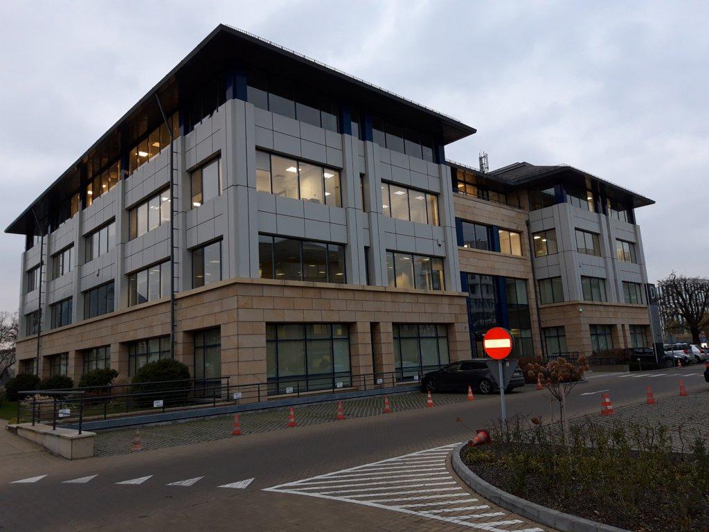 Biura do wynajęcia Warszawa Włochy - Wiśniowy Business Park D