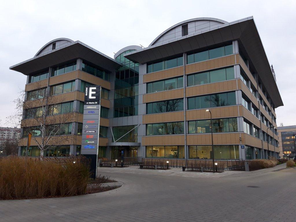 Biura do wynajęcia Warszawa Włochy - Wiśniowy Business Park E