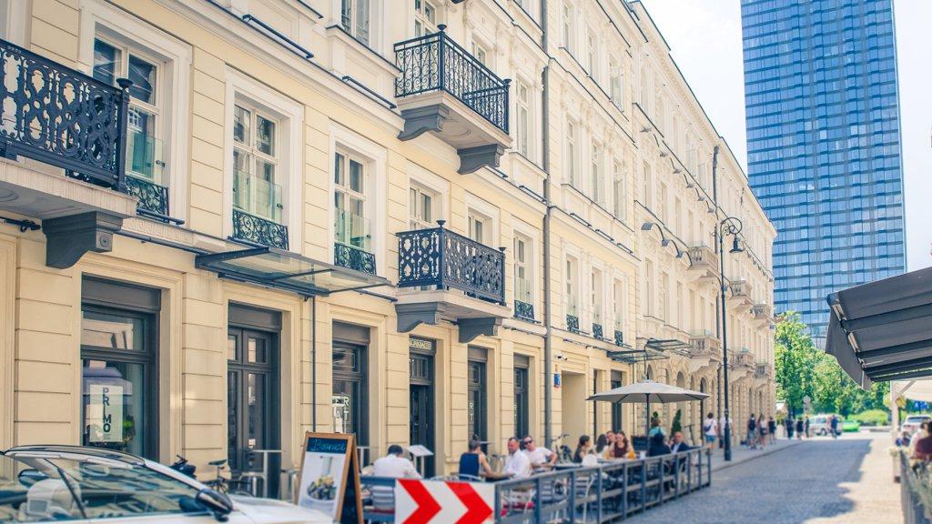 Biura do wynajęcia Warszawa Śródmieście - Le Palais