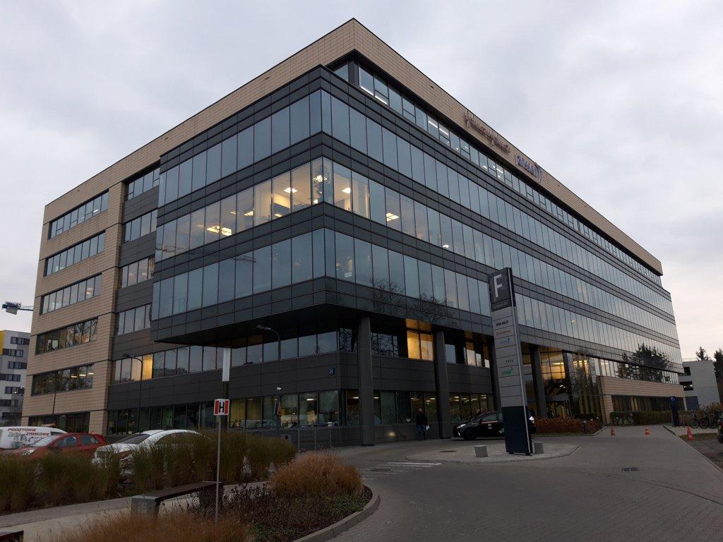 Biura do wynajęcia Warszawa Włochy - Wiśniowy Business Park F