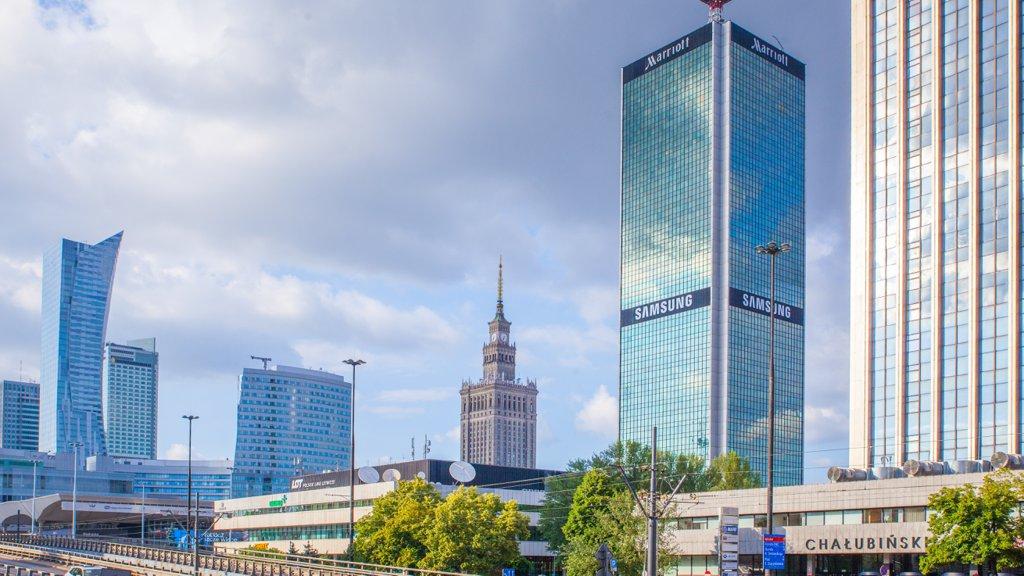 Biura do wynajęcia Warszawa Śródmieście - LIM Center
