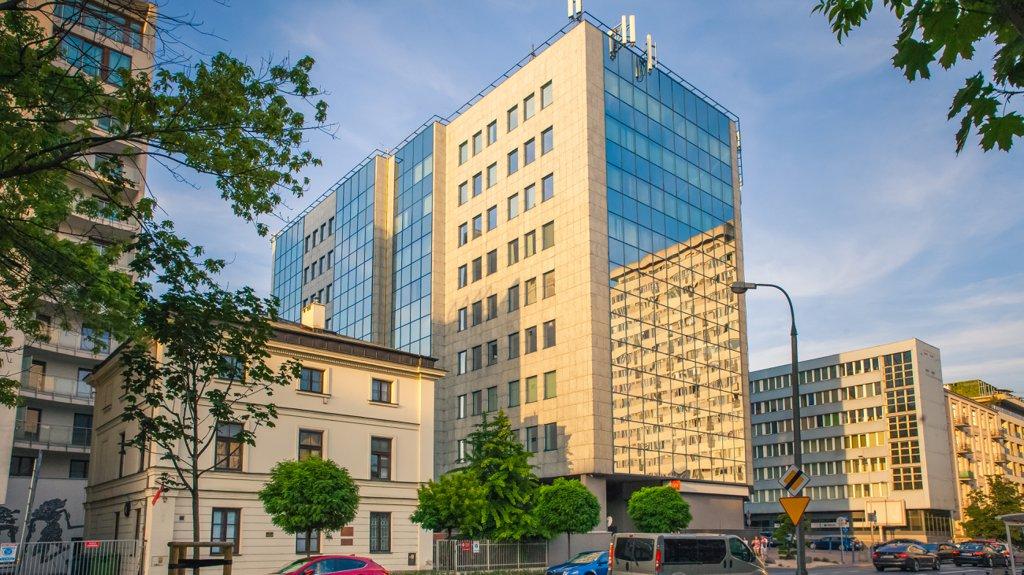 Biura do wynajęcia Warszawa Śródmieście - Ludna 2