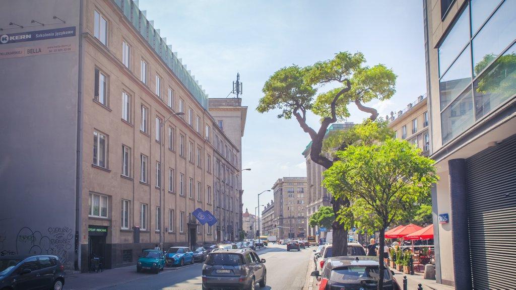 Biura do wynajęcia Warszawa Śródmieście - Mała PAST-a