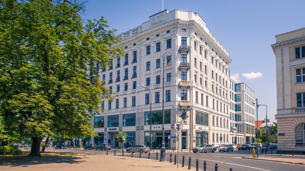 Biura do wynajęcia Warszawa Śródmieście - Małachowski Square