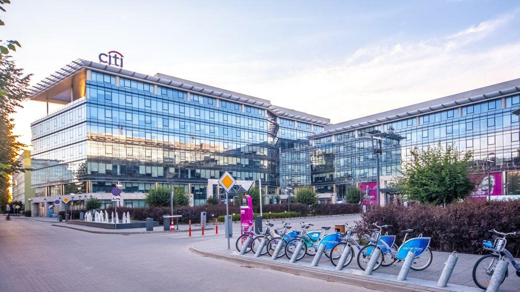 Biura do wynajęcia Warszawa Mokotów - T-Mobile Office Park