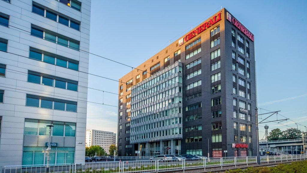 Biura do wynajęcia Warszawa Mokotów - Marynarska Point 1