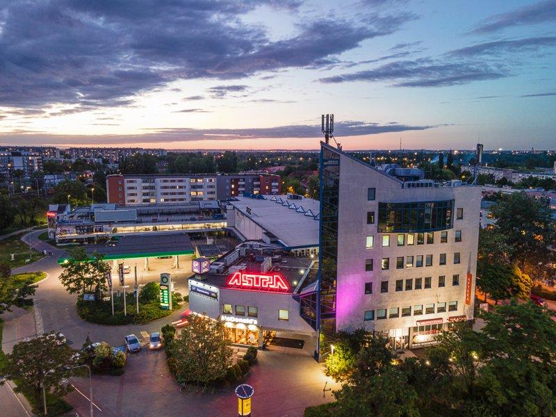 Biura do wynajęcia Wrocław Stare Miasto - Centrum Handlowe TGG