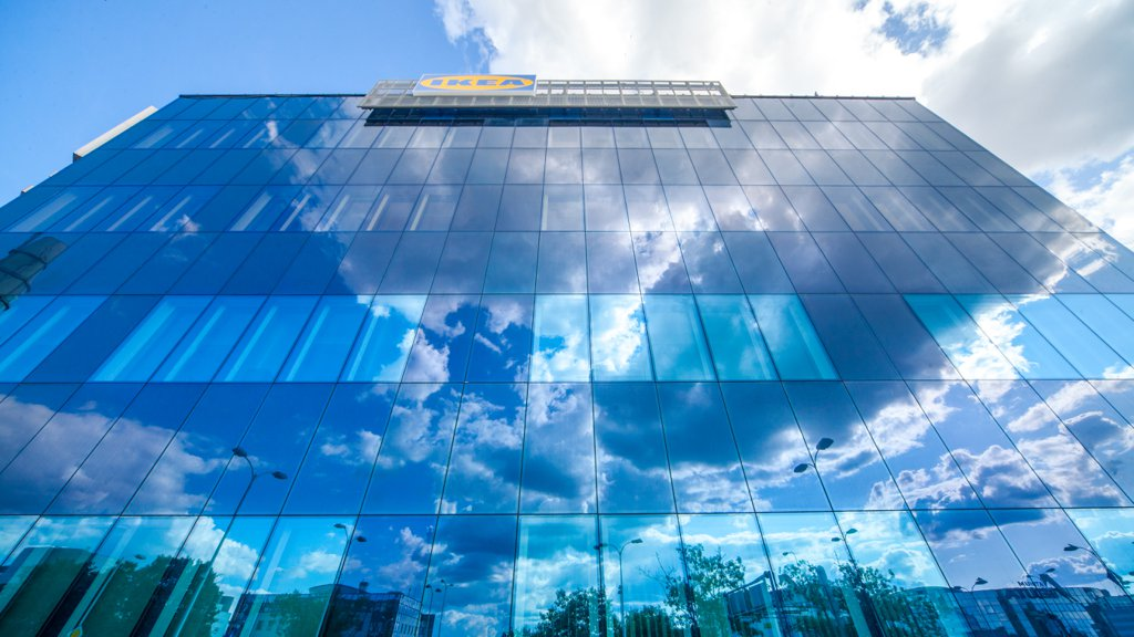 Biura do wynajęcia Warszawa Ochota - Blue Office I, II