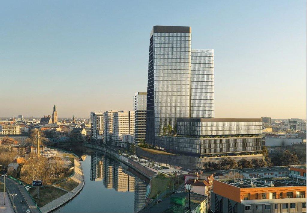 Biura do wynajęcia Wrocław Stare Miasto - Quorum Office Park D