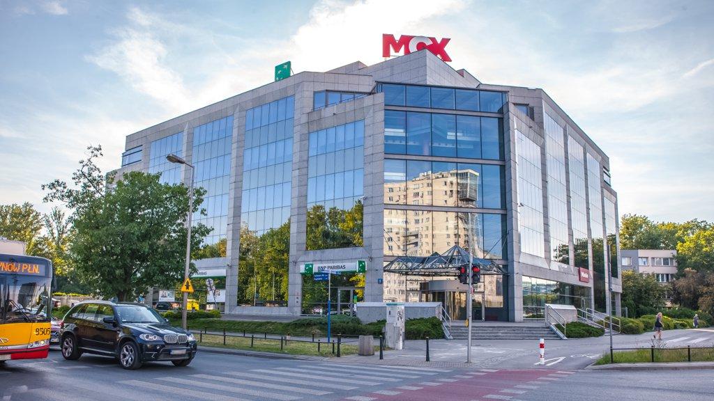 Biura do wynajęcia Warszawa Mokotów - MCX