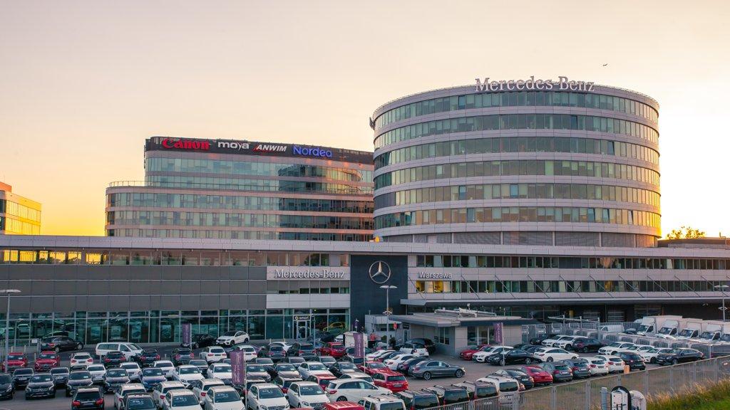 Biura do wynajęcia Warszawa Włochy - Mercedes-Benz