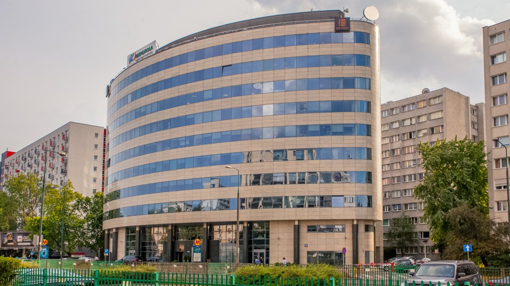 Biura do wynajęcia Warszawa Mokotów - Metron
