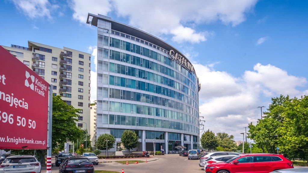 Biura do wynajęcia Warszawa Mokotów - Catalina Office Center
