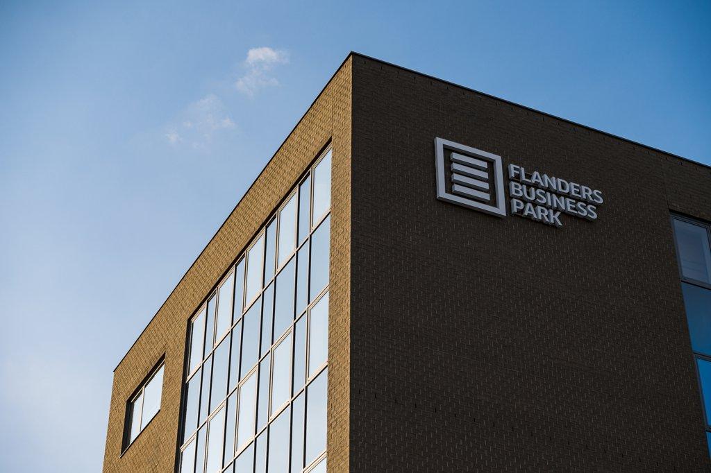 Biura do wynajęcia Warszawa Włochy - Flanders Business Park B