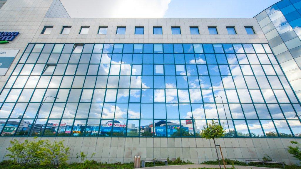 Biura do wynajęcia Warszawa Ochota - Jerozolimskie Business Park D