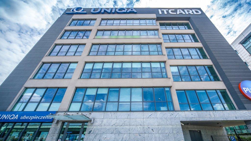 Biura do wynajęcia Warszawa Włochy - Uniqa Forum