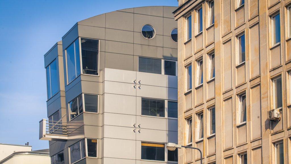 Biura do wynajęcia Warszawa Śródmieście - Nautilus