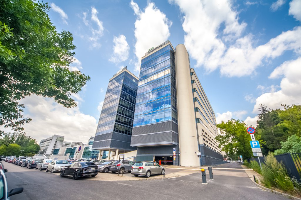 Biura do wynajęcia Warszawa Mokotów - University Business Centre II