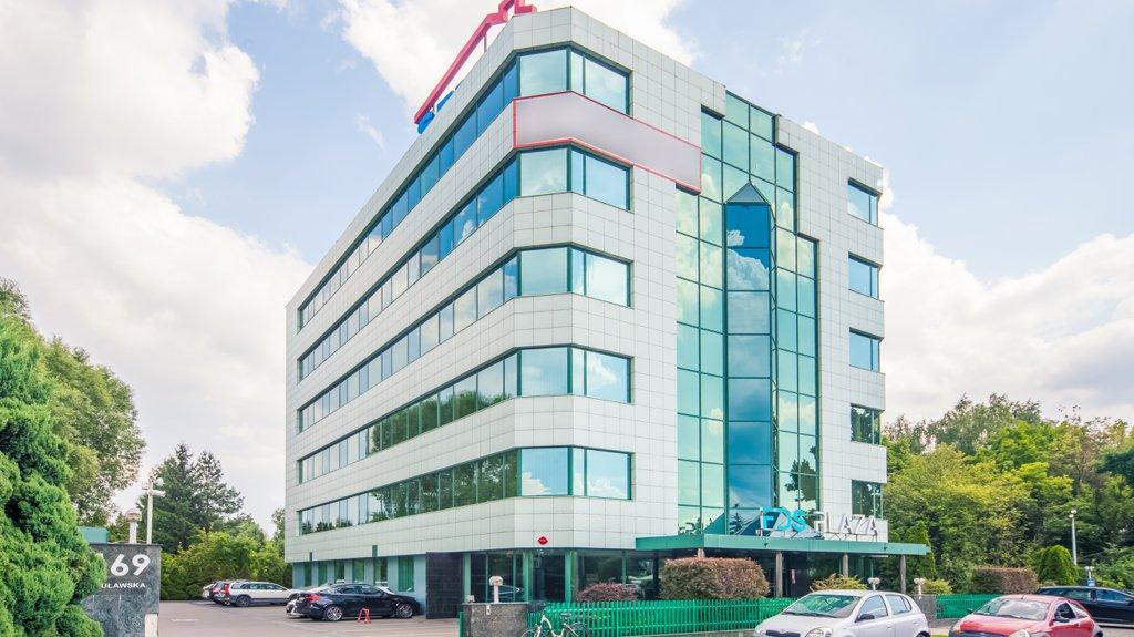 Biura do wynajęcia Warszawa Ursynów - FDS Plaza