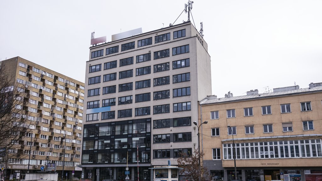 Biura do wynajęcia Warszawa Wola - Pańska 73