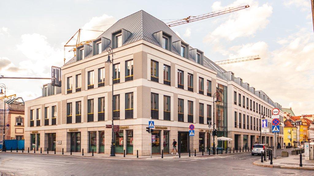 Biura do wynajęcia Warszawa Śródmieście - Plac Zamkowy