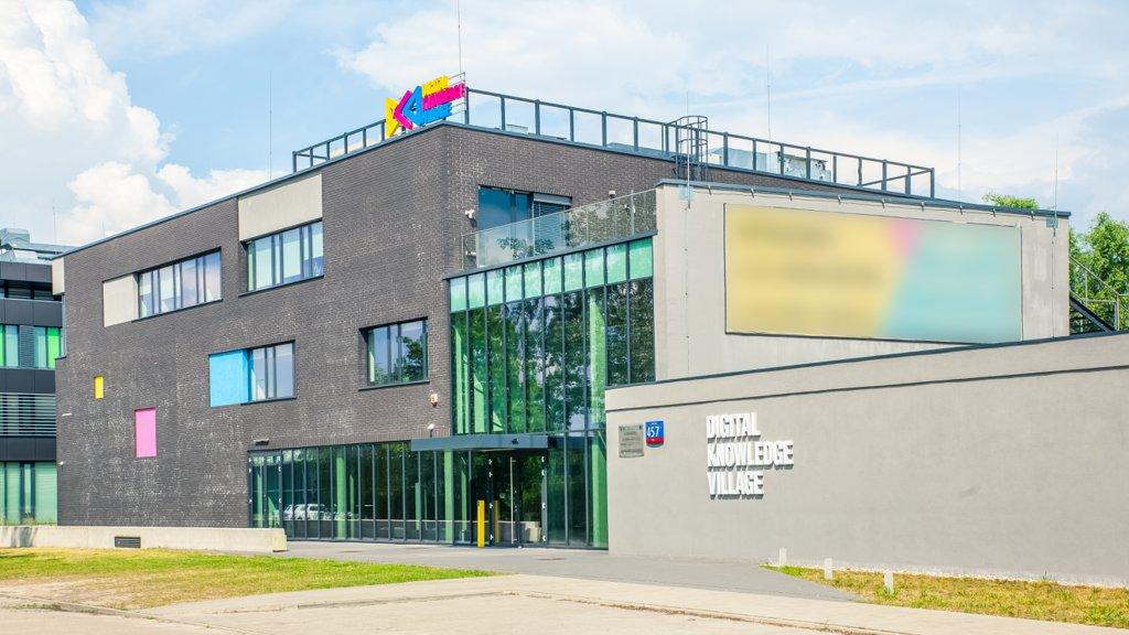 Biura do wynajęcia Warszawa Ursynów - Digital Knowledge Village