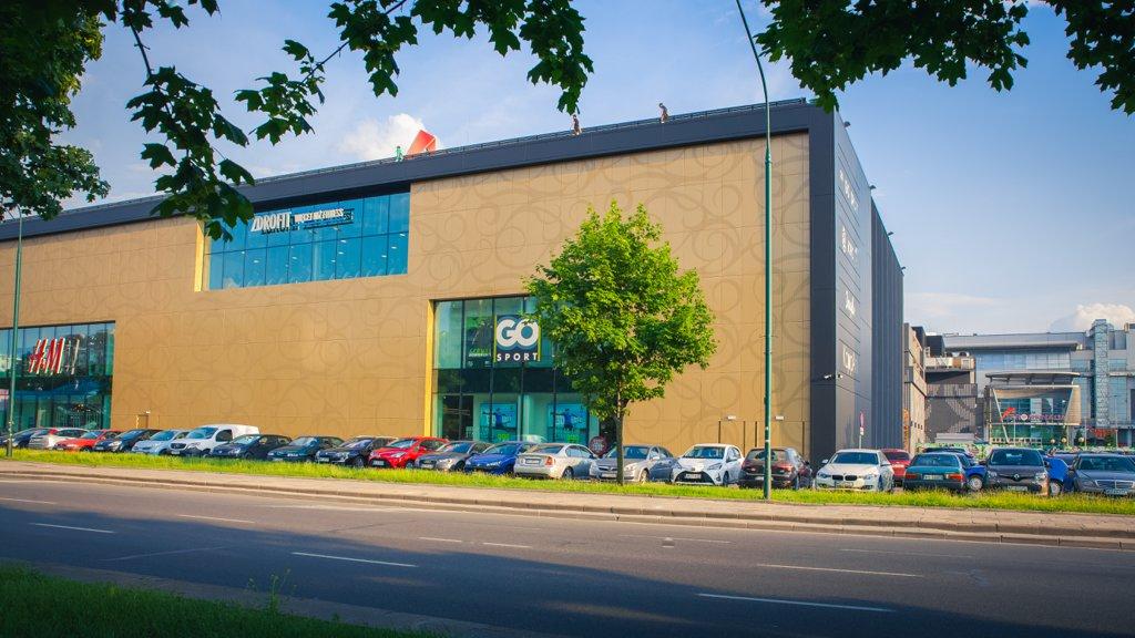 Biura do wynajęcia Warszawa Praga Południe - Promenada Business Center