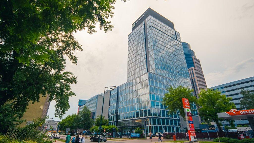 Biura do wynajęcia Warszawa Wola - Prime Corporate Center
