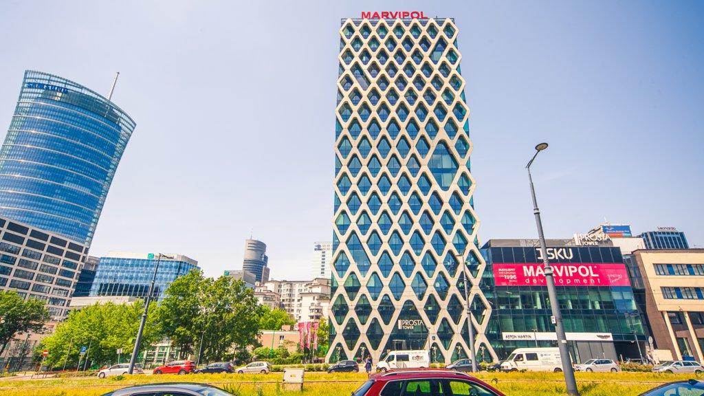 Biura do wynajęcia Warszawa Wola - Prosta Tower