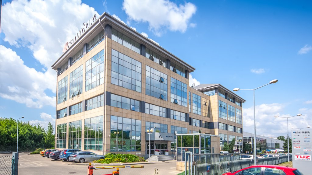 Biura do wynajęcia Warszawa Mokotów - Bokserska Office Center