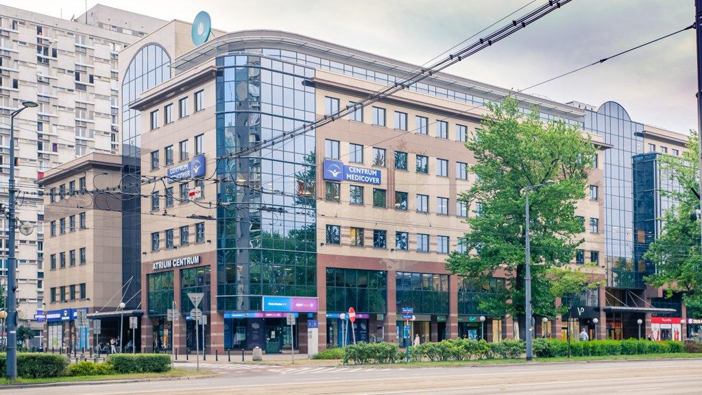 Biura do wynajęcia Warszawa Wola - Atrium Centrum