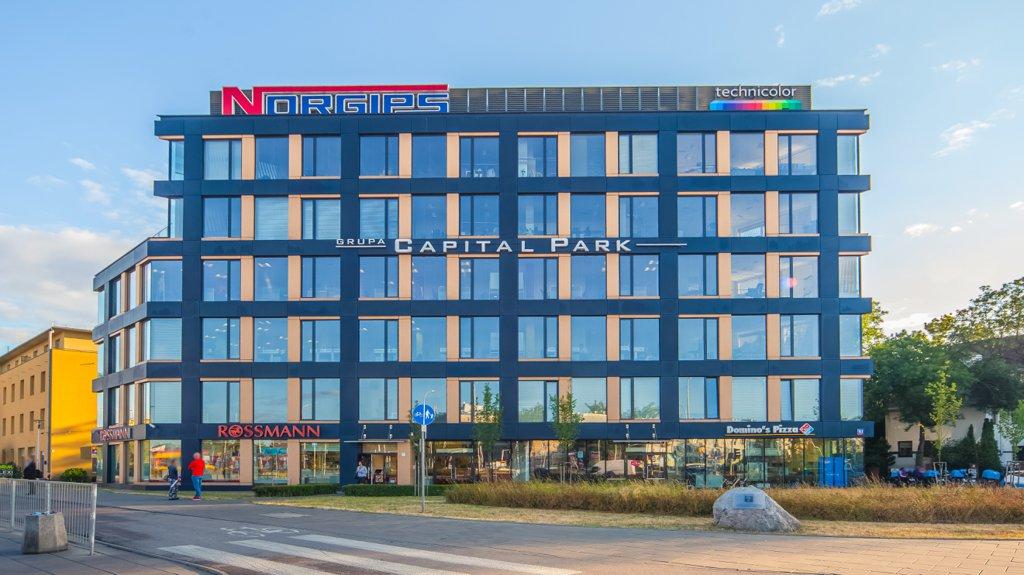 Biura do wynajęcia Warszawa Mokotów - Racławicka Point