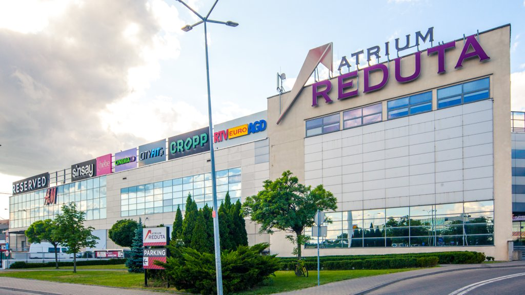 Biura do wynajęcia Warszawa Ochota - Reduta Business Center