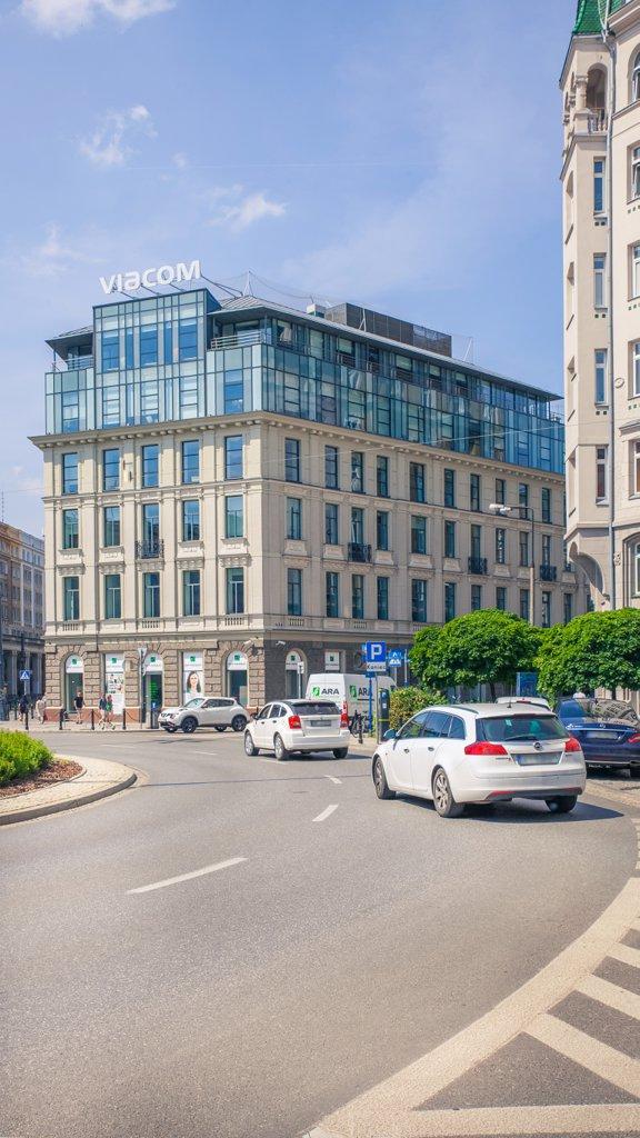 Biura do wynajęcia Warszawa Śródmieście - Renaissance Building