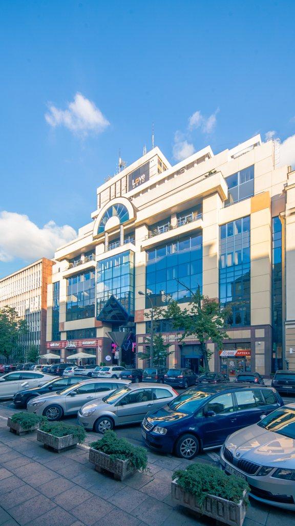 Biura do wynajęcia Warszawa Śródmieście - Roma Office Center