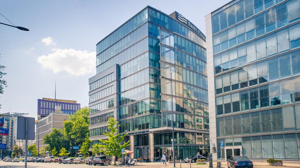 Biura do wynajęcia Warszawa Śródmieście - Saski Crescent