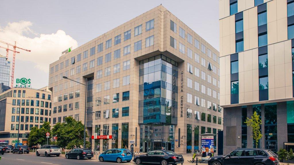 Biura do wynajęcia Warszawa Wola - Sienna Center
