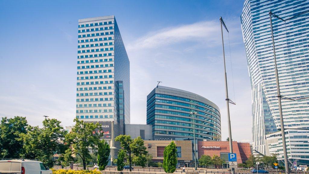 Biura do wynajęcia Warszawa Śródmieście - Skylight