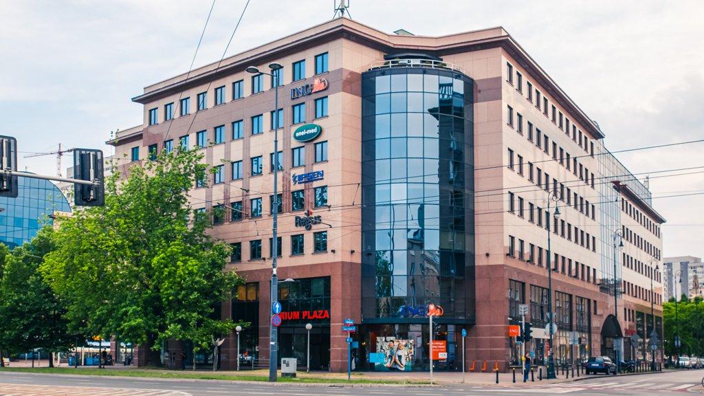Biura do wynajęcia Warszawa Wola - Atrium Plaza