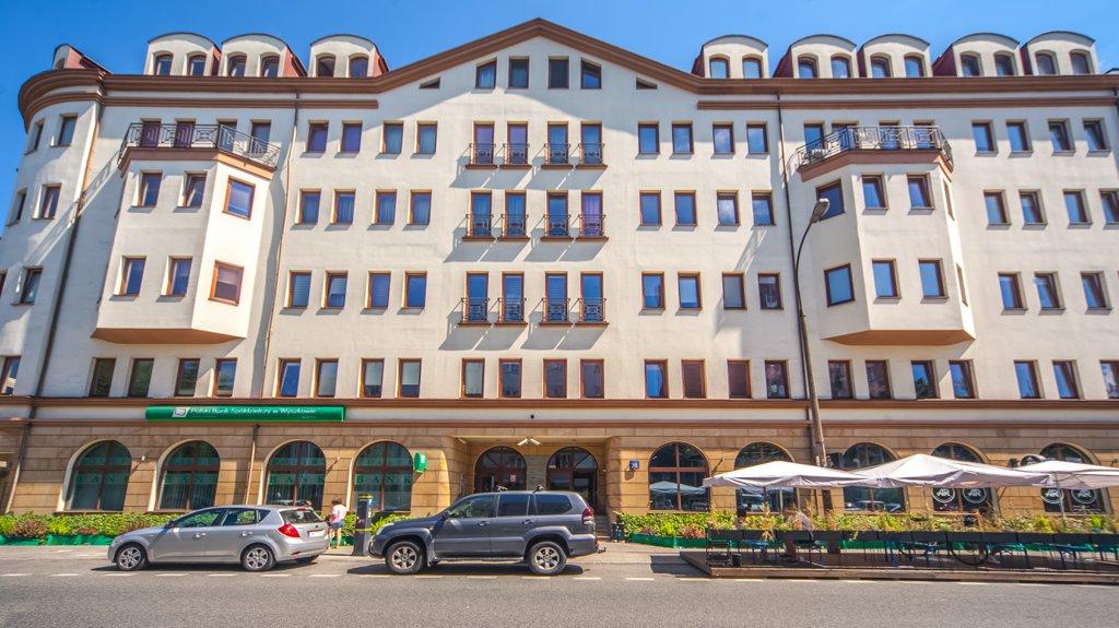 Biura do wynajęcia Warszawa Śródmieście - Solec 38