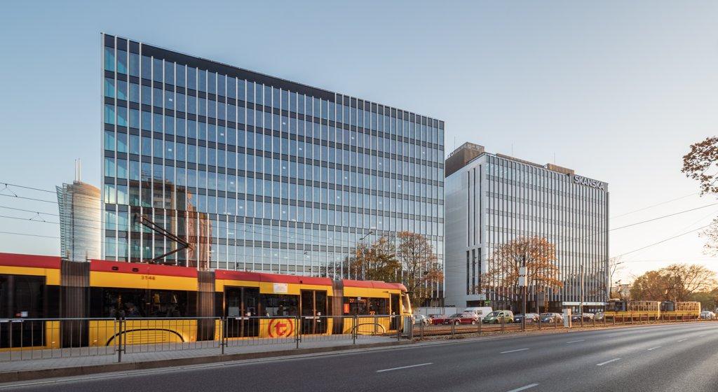 Biura do wynajęcia Warszawa Wola - Spark C